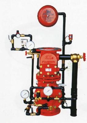 自动寻的灭火系统_预作用报警装置--自动喷水灭火系统--四川三崎消防有限公司